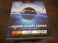 Умный эхолот Deeper Pro беспроводной Wi Fi управление через смартфон, фото 1