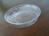 Контейнер  пластиковый круглый универсальный 200 мл.