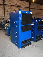Котел длительного горения Идмар GK-1 (120 кВт) на твердом топливе