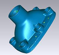 3D сканирование изделий.