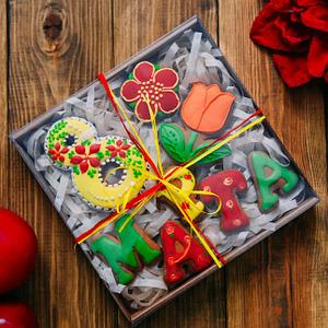 Вкусные подарки для женщин