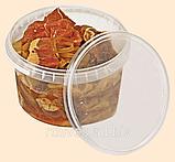 Стакан харчової 280 мл з герметичною кришкою, фото 6