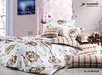 Сатиновое двуспальное постельного белья Valtery C-115 CB19