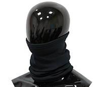 Бафф тактический нанофлисовый Camo-Tec - Черный