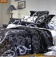 Постельное белье Black, бязь (семейный комплект)