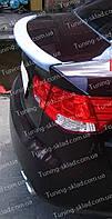 Спойлер на багажник Kia Cerato 2 TD (задний спойлер Киа Церато 2 TD)