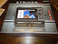 Эхолот Garmin Striker 5dv CHIRP DownVu картплоттер 5'' + GPS, фото 1