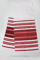 Свадебный рушник вышитый тканный под ноги 190-35 см на тике