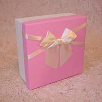 Коробка квадрат S 14,5 x 14,5 x 5 см
