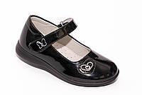 Детские туфли (26-31)Black