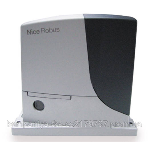 NICE ROBUS RB 1000. Автоматика для откатных ворот.  Для ворот до 1000 кг.