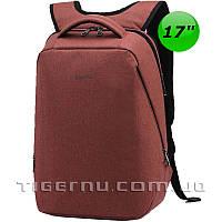 "Рюкзак  для ноутбука Tigernu T-B3164 17""  оранжевый"