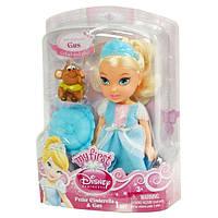 Дисней кукла-малышка Золушка и мышонок Гас. Оригинал Jakks 75969
