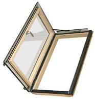 Термоизоляционное распашное окно Fakro (Факро) FWL U3 (66х98)