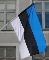 Национальный флаг Эстонии 90х150см