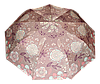 Аккуратный женский зонт, полуавтомат AMICO (SAG-800022)