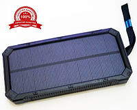 Универсальная зарядка UKC Solar Power Bank 32800mAh LED