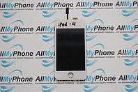 Дисплейный модуль для Apple iPod 4 белый