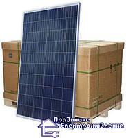 Комплект сонячних панелей Ameri Solar AS6P30-280W ( 36 шт,  10,08 кВт )