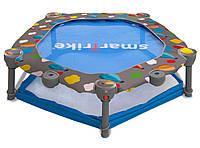 Игровой центр 3 в 1 - БАТУТ SMART TRIKE (9101300)