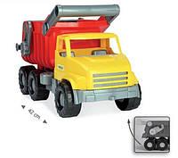 Детская машинка самосвал 'City Truck' Wader (вадер) 32600-1.