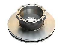 Тормозной диск передний MAN L2000 ABS, 330x34 OEM 81508030022