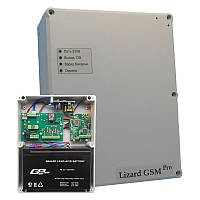Охранно-пожарная GSM сигнализация Lizard GSM Pro