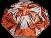 Удобный женский зонт, полуавтомат MAX (SAG-800028)
