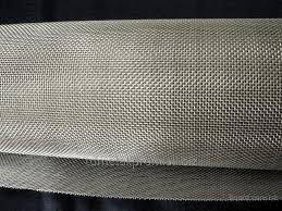 Сетка тканая низкоуглеродистая ГОСТ 3826-82 ячейка 1,00х0,25 мм  доставка