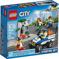 LEGO® City НАБОР ДЛЯ НАЧИНАЮЩИХ «ПОЛИЦИЯ» 60136