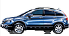 Honda CRV 2007-2013