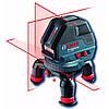 Лазерный нивелир BOSCH GLL 3-50 с вкладкой под L-BOXX (0601063800)