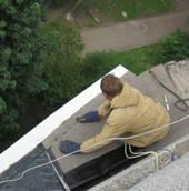 Восстановление козырьков фасада на силосных корпусах и рабочей башни элеватора