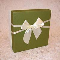 Коробка квадрат S 14 x 14 x 5,5 см