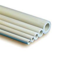 Труба полипропиленовая PP-R, PN20 бар, D32 мм серая