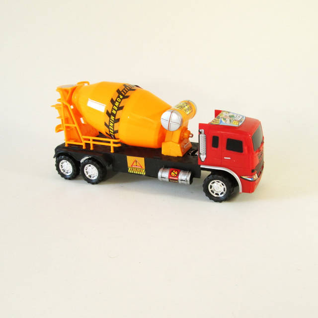 Машина инерционная «Бетономешалка», фото 3