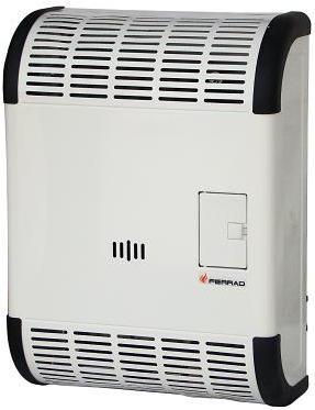 Газовый конвектор FERRAD ACFE4 с вентилятором