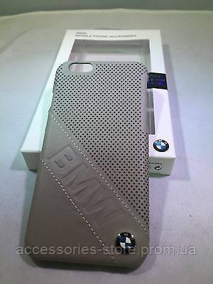 Крышка BMW для iPhone 6, Hard Case, Taupe