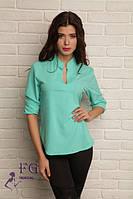 Утонченная и изысканная женская блузка