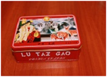 Женская формула lu tai gao с плацентой оленя (в виде пасты) Вековой Восток