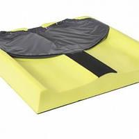 Противопролежневая контурная подушка клиническая Инвакея Либра  Invacare LIBRA