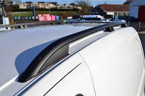 Рейлинги Citroen Berlingo (1999-2008) /тип Crown,Черные