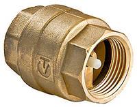 Обратный клапан Valtec  d15мм ( муфтовый 1/2)