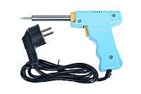 Паяльник-пистолет ZD-60 30/70W (евровилка)