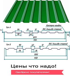 Профнастил С-18, фото 2
