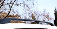 Рейлинги Toyota Land Cruiser 200 (2007-) Черные усиленные (6340160010)