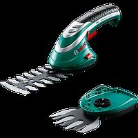 Аккумуляторные ножницы для травы и кустов Bosch Isio 3 в мягком чехле