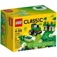 LEGO® Classic ЗЕЛЁНЫЙ НАБОР ДЛЯ ТВОРЧЕСТВА 10708