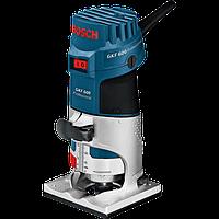 Кромочный фрезер Bosch GKF600 Set 060160A101