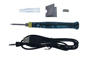USB паяльник ZD-20U 8W 5V
